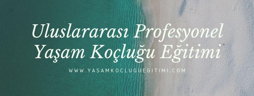 Uluslararası Profesyonel Yaşam Koçluğu Eğitimi